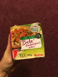 blognaise végétarienne